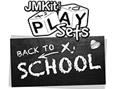 New PlaySets Back To School