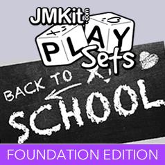 JMKit PlaySets: Back To School