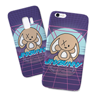 JinxBunny Sunset Grid Phone case